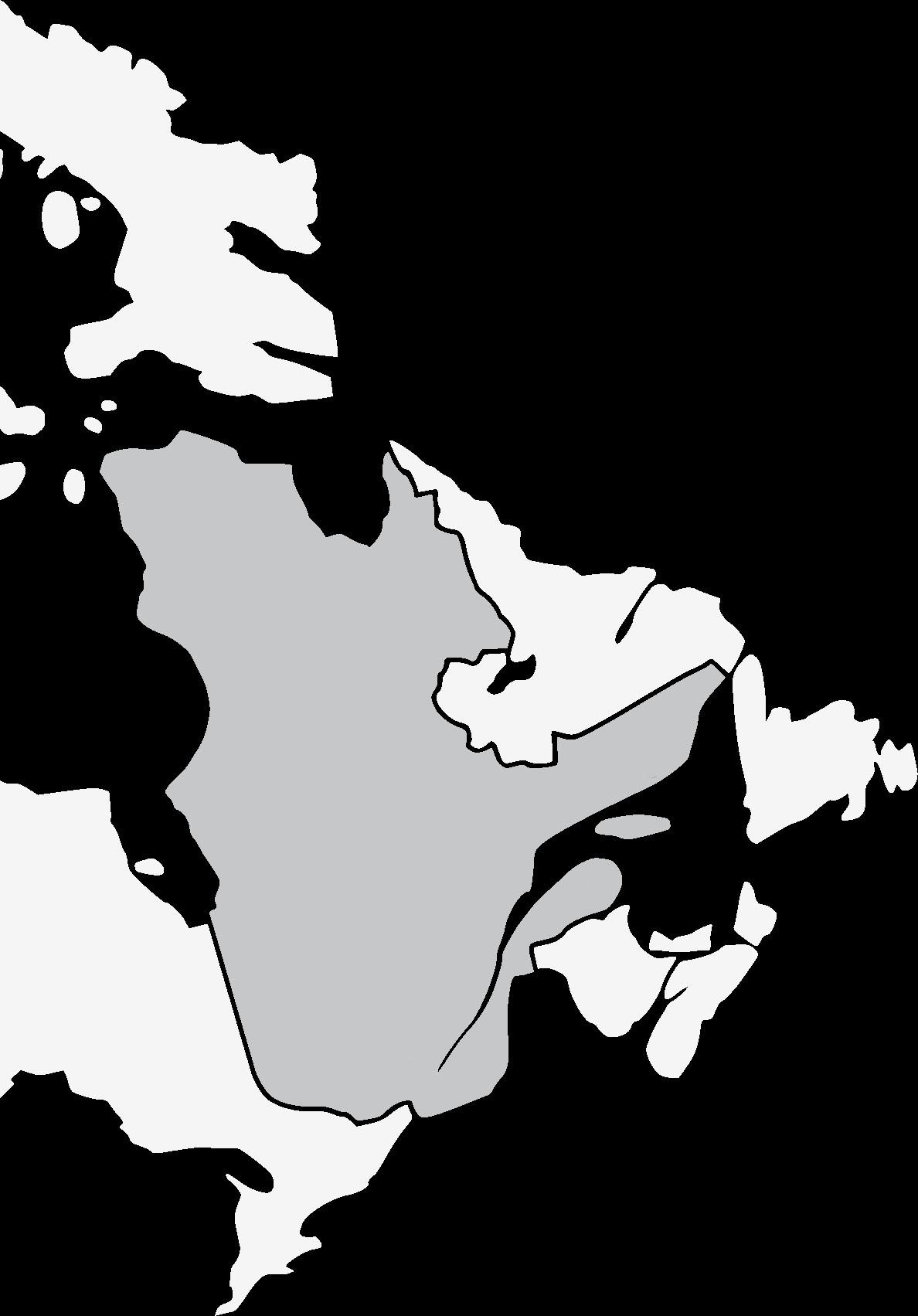 Présence de asisto au Québec